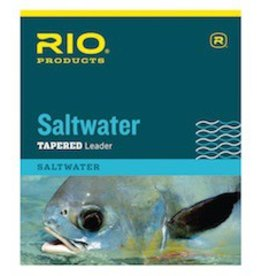 RIO PRODUCTS Rio Saltwater Tapered Leaders - 10 Foot