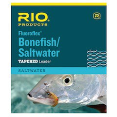 RIO PRODUCTS RIO FLUOROFLEX SALTWATER LEADER