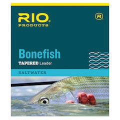 RIO PRODUCTS RIO BONEFISH LEADER - 10 FOOT
