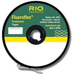 RIO PRODUCTS RIO FLUOROFLEX FRESHWATER TIPPET