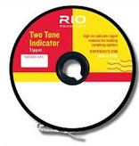 RIO PRODUCTS Rio 2-Tone Indicator Tippet - Sighter Material