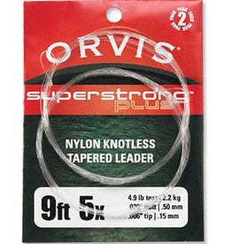 ORVIS Orvis Super Strong Plus Leader - 2 Pack