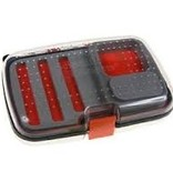 SCIENTIFIC ANGLERS SCIENTIFIC ANGLERS WATERPROOF MAX NYMPH/DRY 446 FLY BOX