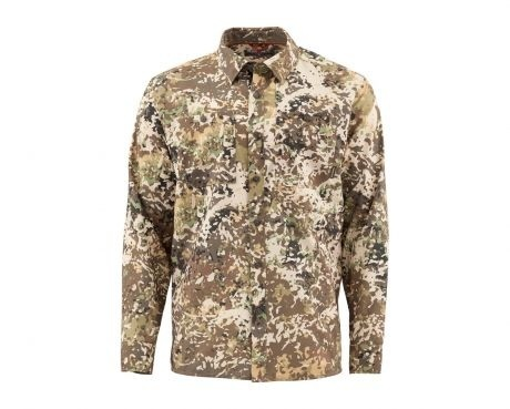 SIMMS Simms Double Haul Long Sleeve Shirt - On Sale!