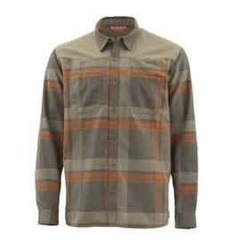 SIMMS SIMMS BLACKS FORD FLANNEL - ON SALE!