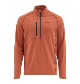SIMMS SIMMS FLEECE MIDLAYER TOP - ON SALE!!