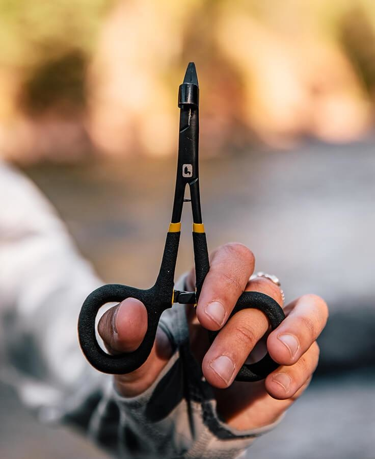 LOON OUTDOORS Rogue Hook Removal Forceps