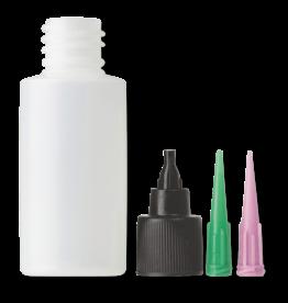 LOON OUTDOORS Applicator Bottle, Cap & Needles