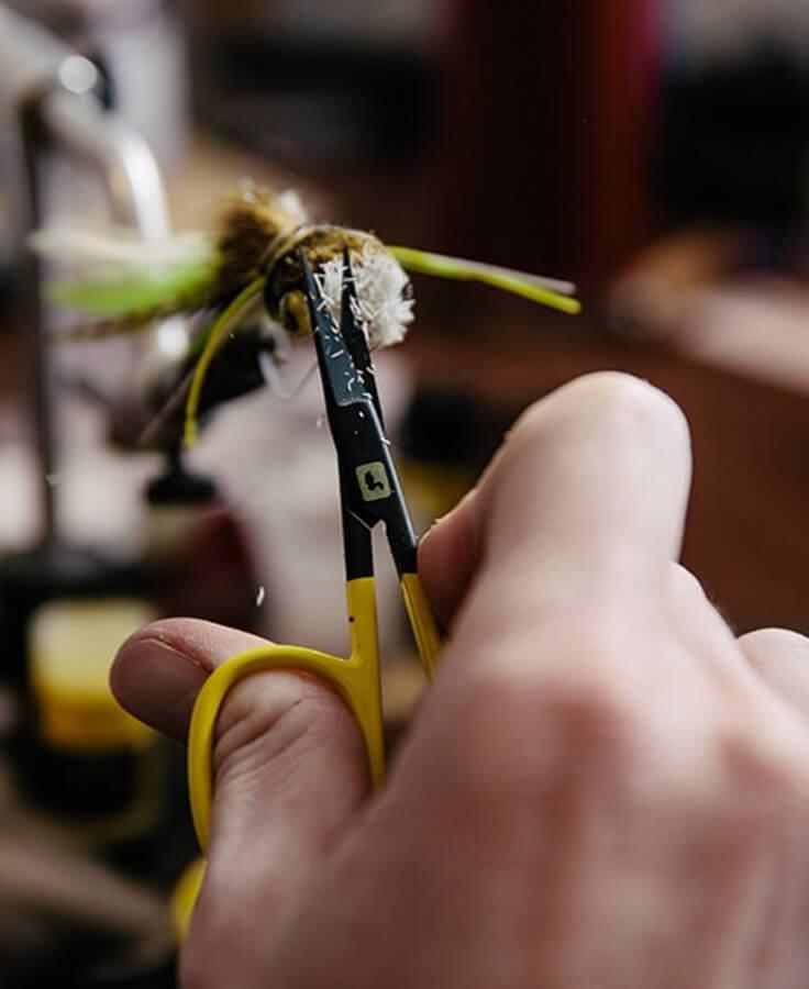 LOON OUTDOORS Ergo Arrow Point Scissors