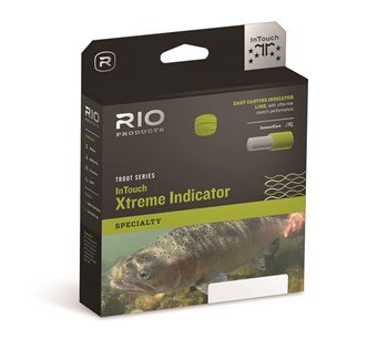 RIO PRODUCTS Rio Xtreme Indicator In-Touch Fly Line