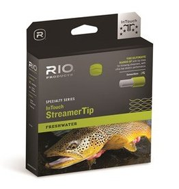 RIO PRODUCTS RIO IN-TOUCH STREAMER TIP - 10' SINK TIP