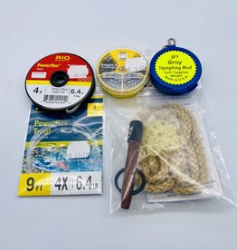 BLUE QUILL ANGLER Terminal Tackle Kit - North Fork of the South Platte (Winter)
