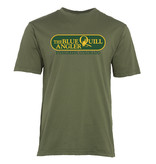 BQA Logo T-Shirt - Everglades Green