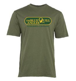 BQA Logo T-Shirt - Everglades Green