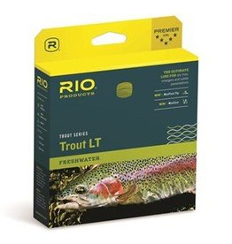 RIO PRODUCTS Rio Trout Lt Dt Fly Line - Maxcast - Max Float Tip - On Sale!!