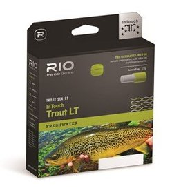 RIO PRODUCTS Rio Trout Lt In-Touch Weight Forward - On Sale!!