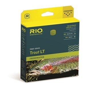 RIO PRODUCTS RIO TROUT LT WF FLY LINE -MAXCAST - MAX FLOAT TIP