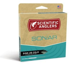 SCIENTIFIC ANGLERS SCIENTIFIC ANGLERS SONAR 25 SINK COLDWATER SINK TIP