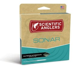 SCIENTIFIC ANGLERS Scientific Anglers Sonar Saltwater Intermediate - On Sale Wf10I