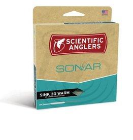 SCIENTIFIC ANGLERS SCIENTIFIC ANGLERS SONAR SINK 30 WARMWATER SINK TIP
