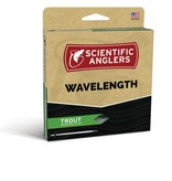 SCIENTIFIC ANGLERS Scientific Anglers Wavelength Trout - Dark Willow/Willow Wf6F - On Sale!!