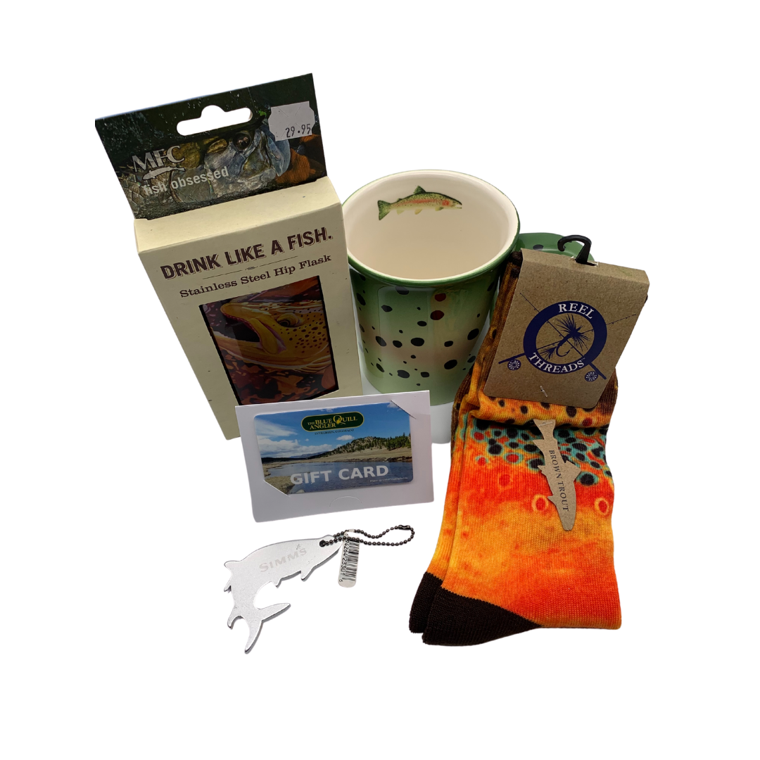 The River Chill Gift Bag  (w/Rise Flask)