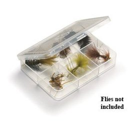 UMPQUA Myran 1060 - 6 Compartment Fly Box - Clear
