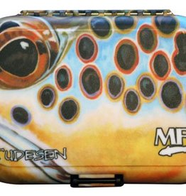 MONTANA FLY Mfc Poly Fly Box - Udesen Extreme Brown