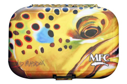 MONTANA FLY Mfc Poly Fly Box - Maddox Spotted Fever