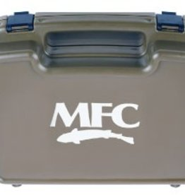 MONTANA FLY Mfc Boat Box - Olive - Large Foam