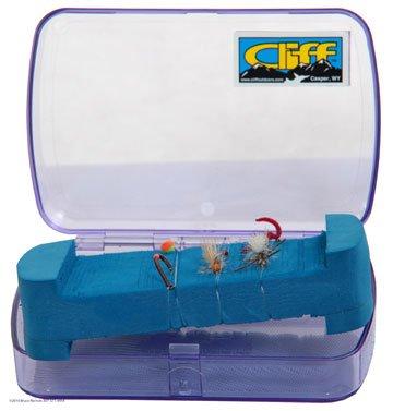 Cliff Outdoors CLIFFS DEUCE DROPPER FLY BOX