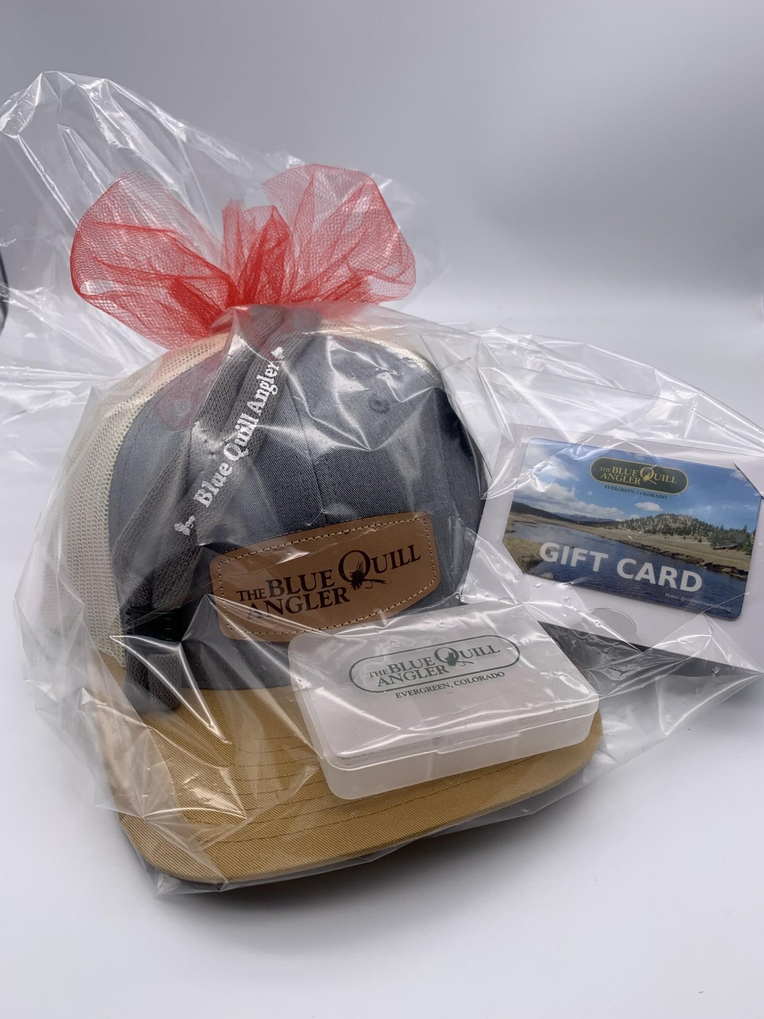 The Guide Trip Gift Bag w/flies