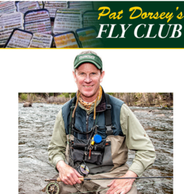 BLUE QUILL ANGLER Pat Dorsey's Fly Club