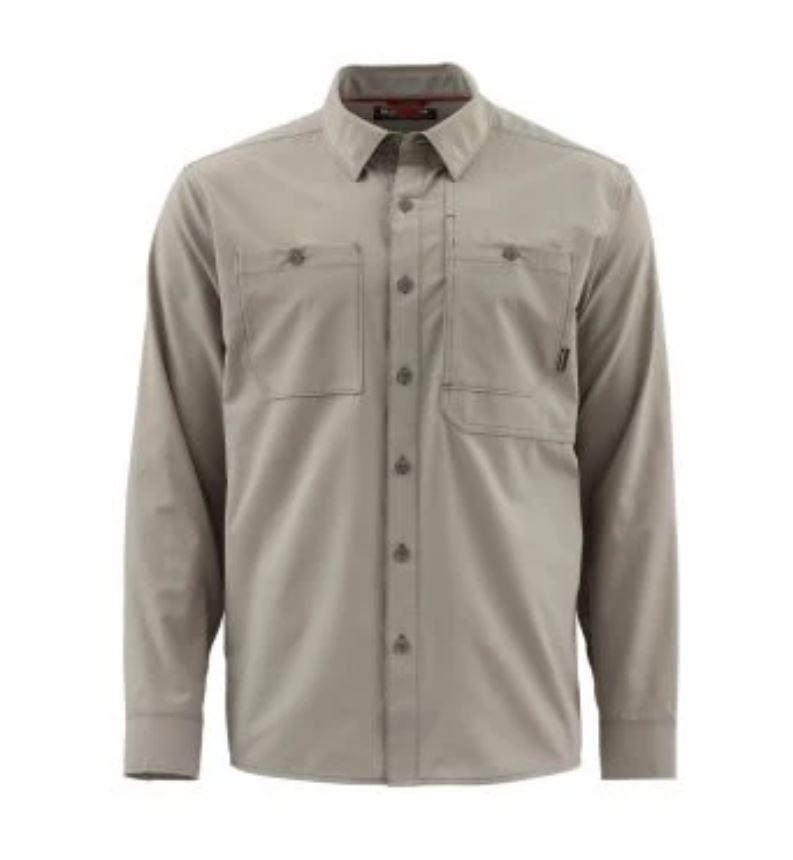 SIMMS Simms Double Haul Long Sleeve Shirt - Clearance Sale!