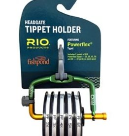 RIO PRODUCTS RIO & FISHPOND HEADGATE TIPPET HOLDER - POWERFLEX