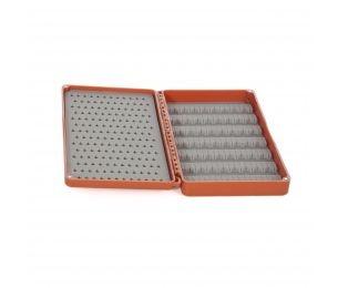 TACKY FLY BOXES Tacky Double Haul Box - Burnt Orange