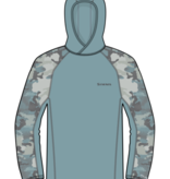 SIMMS SIMMS MENS SOLARFLEX HOODY PRINT - ON SALE!!
