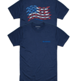 SIMMS SIMMS UPSTREAM USA T-SHIRT (M)