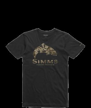 SIMMS SIMMS TROUT RIPARIAN CAMO T-SHIRT