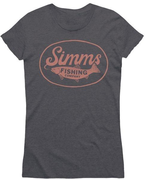 SIMMS SIMMS WOMEN'S TROUT WANDER T-SHIRT