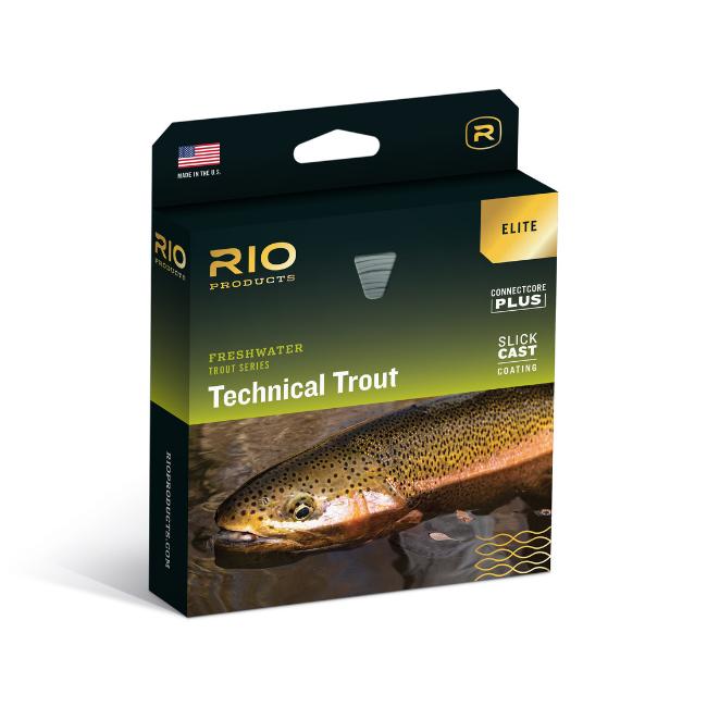 RIO PRODUCTS Elite Rio Technical Trout