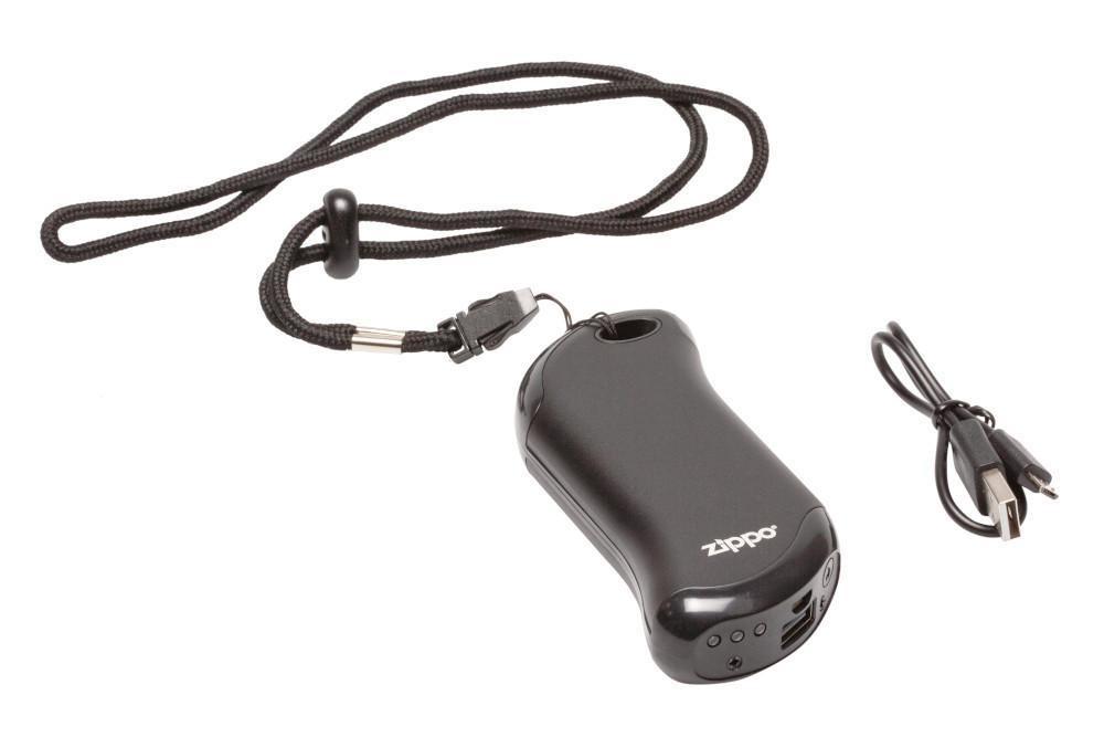 Zippo Zippo Heatbank 9s - Rechargable Hand Warmer - SILVER