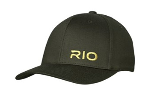 RIO PRODUCTS RIO FLEXFIT CAP - OLIVE - CLOSEOUT