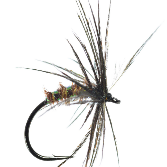 UMPQUA Wade's Starling Softie - Black