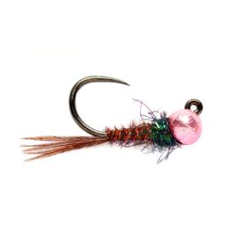 Roza's Pink Pheasant Tail Jig