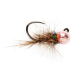 Roza's Pink Hares Ear Jig