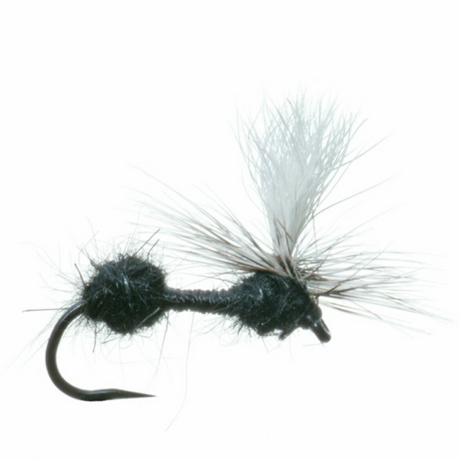 UMPQUA Parachute Ant - Black
