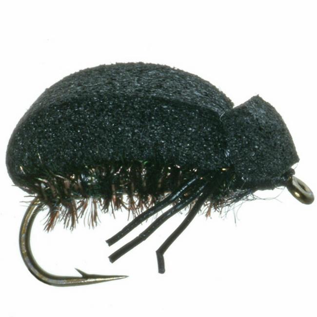 UMPQUA Foam Beetle - Black