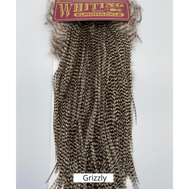 WHITING FARMS, INC Whiting Eurohackle Saddle