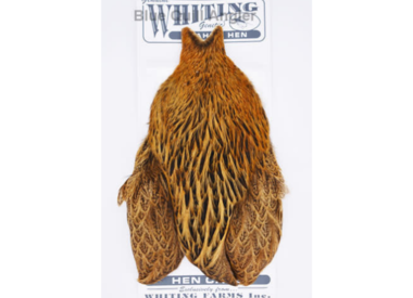 HEN CAPES AND SADDLES (SOFT HACKLE)